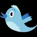 Twitter Logo Social Icon