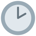 Two Oclock Watch Icon
