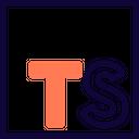 Typescript Technology Logo Social Media Logo Icon