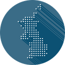 United Kingdom European Icon