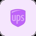United Parcel Service Industry Logo Company Logo Icon