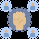 Unity Power Leader Icon