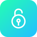 Unlock Unsecure Protect Icon