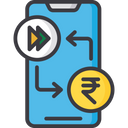 Upi bhim transfer Icon