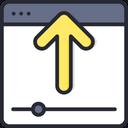 Upload Upload To Website Upload Video Icon