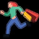 Urgent Shopping Icon