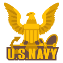 Us Navy Logo Icon