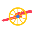 Gettysburg Cannon Large Gun Weapon Icon
