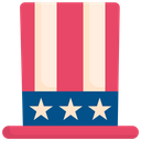 Usa hat Icon