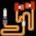 Earphone Music Device Icon