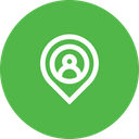 User Pin Marker Icon