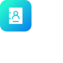 User Profile Passport Icon