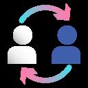 Relationship User Avatar Icon