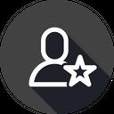 User Star Favourite Icon
