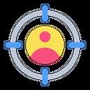 Target Goal Aim Icon