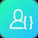 User Ui Bracket Icon
