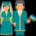 Uzbekistan Outfit Uzbekistan Clothing Uzbekistan Dress Icon