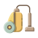 Household Cleaner Vacuum Icon