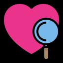 Heart Love Data Icon