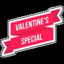 Valentine Special Sale Icon