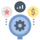 Valuation Research Data Icon