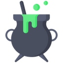 Vampire Cauldron Magic Icon
