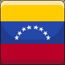 Venezuela Country Flag Flag Icon