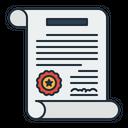 Verified document Icon