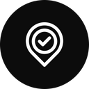 Verified place Icon