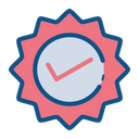 Verified Product Approval Icon