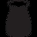 Vessel Drinking Glass Beverage Icon