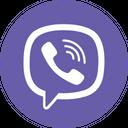 Viber Social Media Logo Icon
