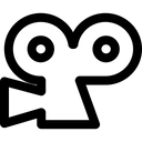Viddler Social Media Logo Logo Icon