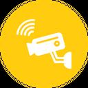 Video Camera Smart Icon
