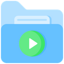 Channels Video Document Online Streaming Channels List Icon