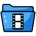 Folder File Data Folder Icon
