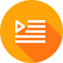 Video Interface File Icon