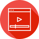 Video Marketing Page Icon