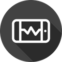 Video Mobile Marketing Icon