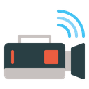 Video Recorder Video Camera Camera Icon
