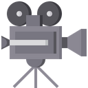Video shooting camera Icon