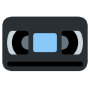 Videocassette Tap Vhs Icon