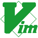 Vim Plain Icon