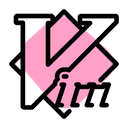 Vim Technology Logo Social Media Logo Icon