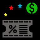 Right Privilege Discount Icon