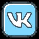 Vk Vkontakte Icon