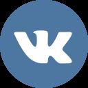 Vk Social Media Icon
