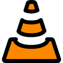 Vlc Mediaplayer Technology Logo Social Media Logo Icon
