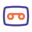 Voicemail Record Communication Icon