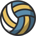 Volleyball Ball Sport Icon
